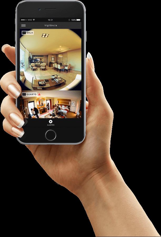 melhor câmera espiã para android